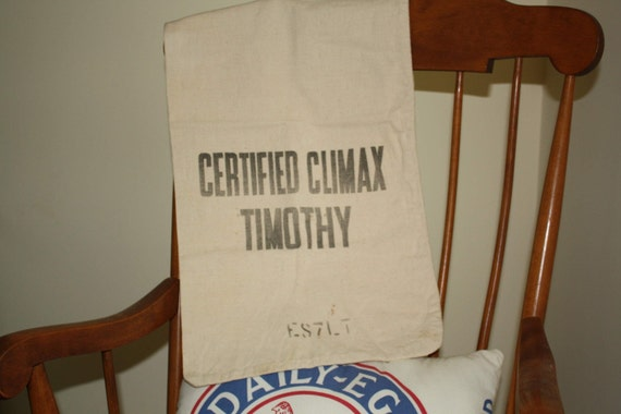 Vintage - Climax Timothy Sack