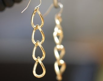 Broken Chains  Charity Earrings
