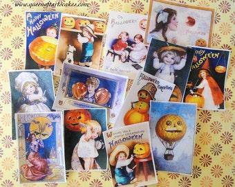 Halloween Mini Edible Image Wafer Papers