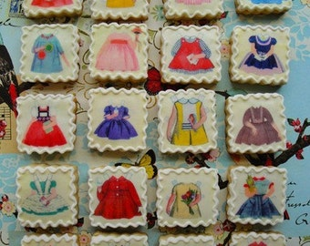 Edible Image Paper Doll Wafer Papers