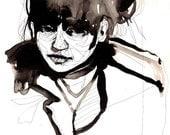 Original drawing / Ink