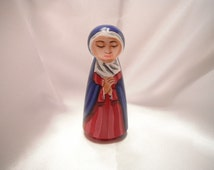 Mater Dolorosa (Mother of Sorrows) - Catholic Saint Doll - made to order