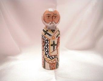 Saint Athanasius - Catholic Saint Doll - made to order
