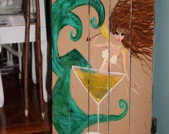 Lemon Drop Mermaid
