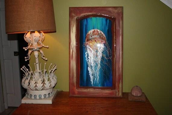 Jellyfish Aglow