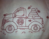 Honey Truck Pattern