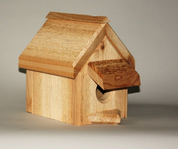 The Roost Birdhouse