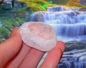 Clear Quartz Seer Stone
