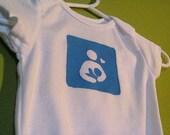Breastfeeding Love Onesie