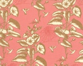 Botany by Lauren and Jessi Jung for Moda Fabrics-Toile Bloom Pink - 1 yard