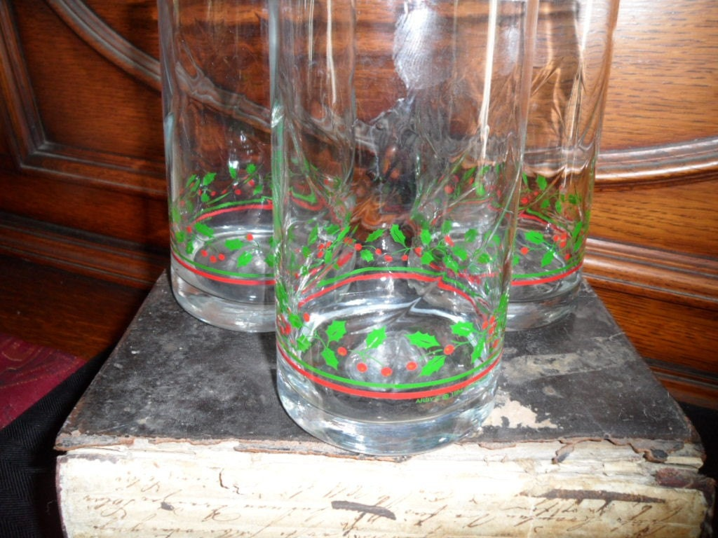 vintage libby glass delivers