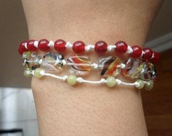 CLEARANCE bracelet trio