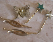 Lot of Vintage Hairpins