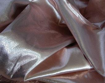Copper Tissue Lame,  1 yard  (SM115)