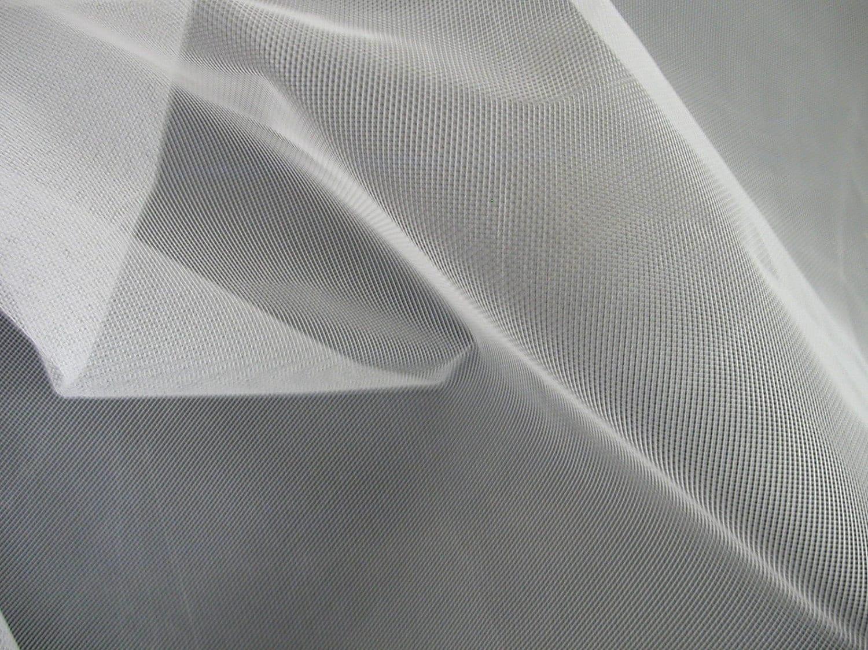 Stiff White Woven Crinoline Fabric 1 Yard Sm134 By Sewmanatee