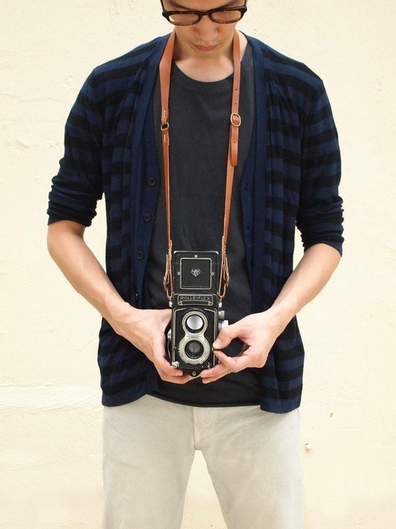 Photographer Gift, Personalized Leather Camera Strap, Leather Strap Camera Strap, dslr Camera strap, Personalized Camera strap HarLex