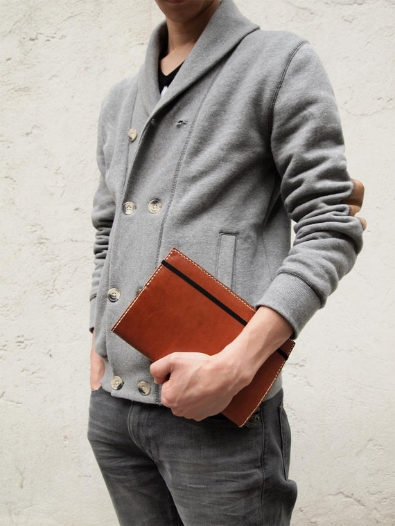 Personalized Moleskine Journal/ Notebook Cover - Leather ...