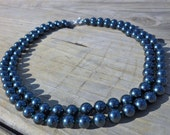 Tahitian Knotted Pearl Necklace