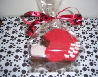 Georgia Football Helmet Chocolate Box (Look inside)