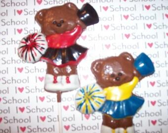 Cheerleader Lollipops