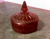 old vintage candy dish
