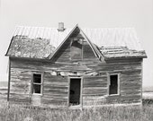 Abandon Farm House 2, Squirrel Idaho (16x20 print)