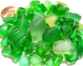 French Mediterranean Sea Glass shards from Cote d Azur France (61)