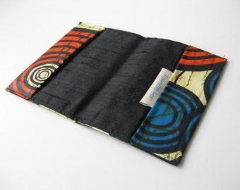 african passport cover dutch african passport cover. travel wallet. African circles