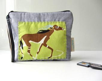 Travel bag kids Eloped Antelope on Bali.
