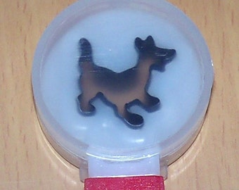 Sizzix Paddle Punch Positionable Hand Punch - DOG - 38-0855