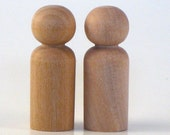 Twin Boys - Paint Your Own Wood Dolls