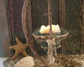 Hanging Sea Side Candle Holder