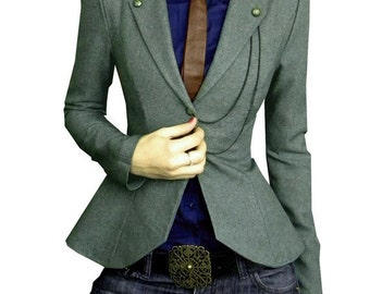 Dalia Jacket (fabric in pic is no longer available)