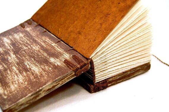 river birch journal small wood book