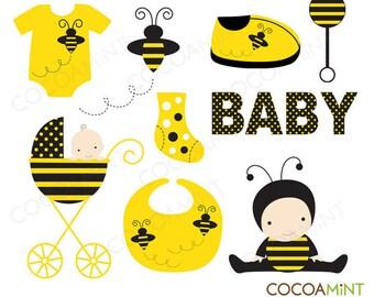 Bee Baby Clip Art
