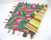 Watermelon Little Fingers Blankie