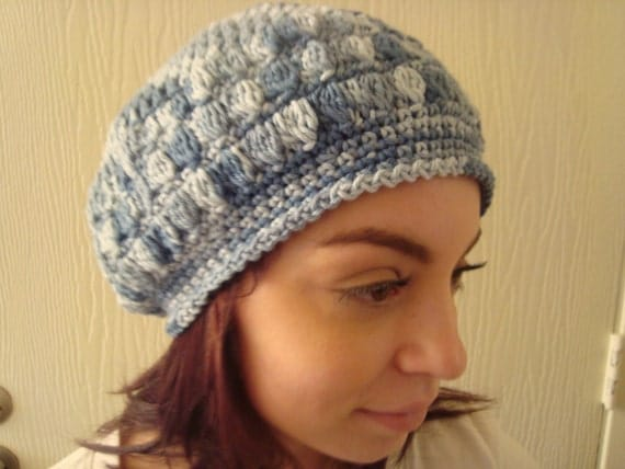 Crochet Chemo Hat Millie  - Donation with every Purchase - Charity