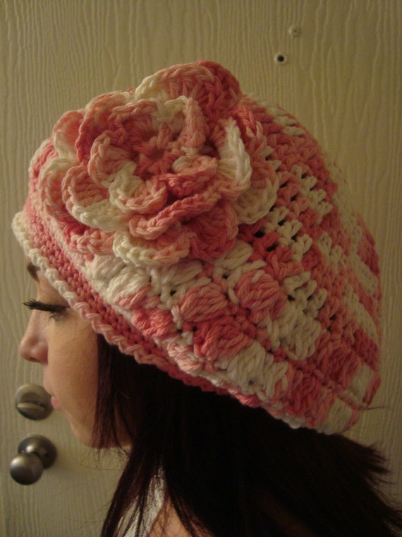 Crochet Chemo Hat Millie  - Donation with every Purchase - Charity - For Mom