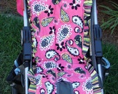 Design Your Own Stroller Liner with Ruffles and FREE Monogramming