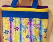 My Little Tote soft and cuddly tote for toddlers and preschoolers