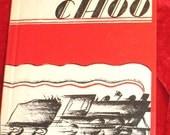 Vintage  Virginia Lee Burton's classic children's book Choo Choo.