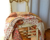 French Country Rag Quilt