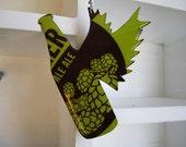 Recycled New Belgium Ranger IPA Package Beer Angel Ornament