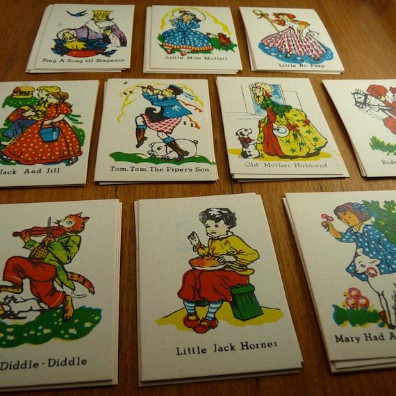 vintage snap cards (40)