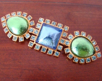 Large Brooch Yves Saint Laurent