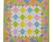 Happy Homes quilt