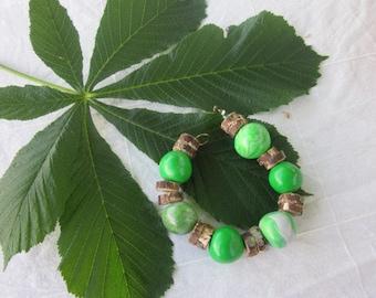 Perles de Châtaigniers de Mon Jardin