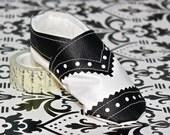 Baby Tuxedo Shoes PATTERN
