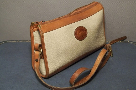 Original Vintage DOONEY AND BOURKE Crossbody Bag.