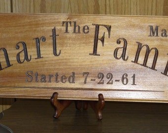 Personalize your sign 8 x 24